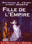 France - Fille de l'Empire - Cover by Don Maitz