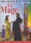 France - Le Mage - Cover by Don Maitz