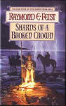 UK - Shards of a Broken Crown - Cover by Geoff Taylor