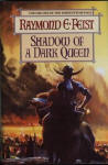 UK - Shadow of a Dark Queen - Cover by Geoff Taylor