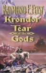 UK - Krondor Tear of the Gods - Cover by Geoff Taylor