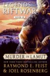 US - Murder in LaMut - Cover by Geoff Taylor