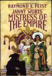 US - Mistress of the Empire - Cover by Don Maitz