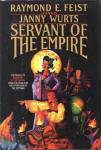 US - Servant of the Empire - Cover by Don Maitz