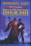 US - Magician - Cover by Don Maitz