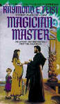 US - Magician Master - Cover by Don Maitz