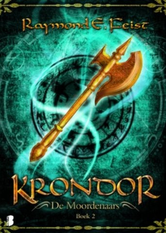 Krondor: de moordenaars - Krondor the Assassins cover