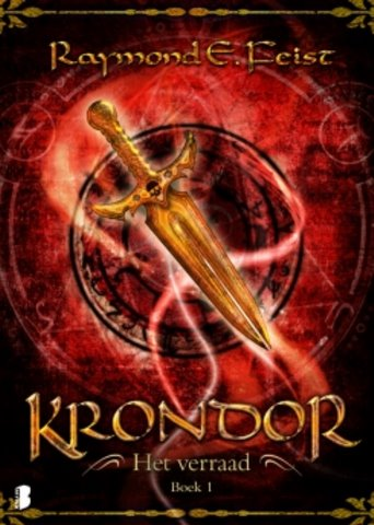 Krondor: het verraad - Krondor the Betrayal cover