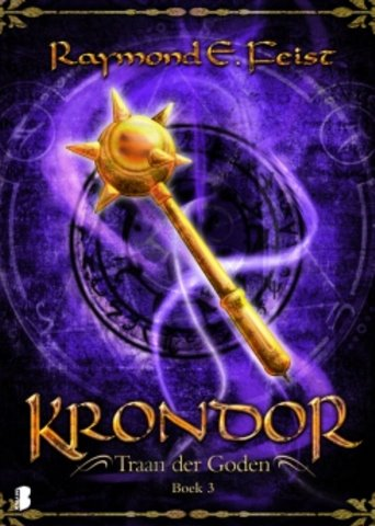 Krondor - Traan der Goden - Krondor Tear of the Gods cover