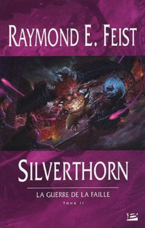France - Silverthorn - Cover by Stephane Collignon