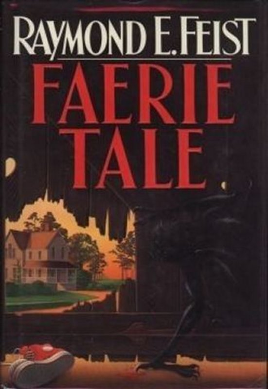 US - Faerie Tale - Cover by Robert Giusti