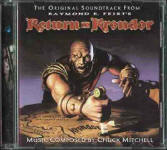 Music - Return to Krondor